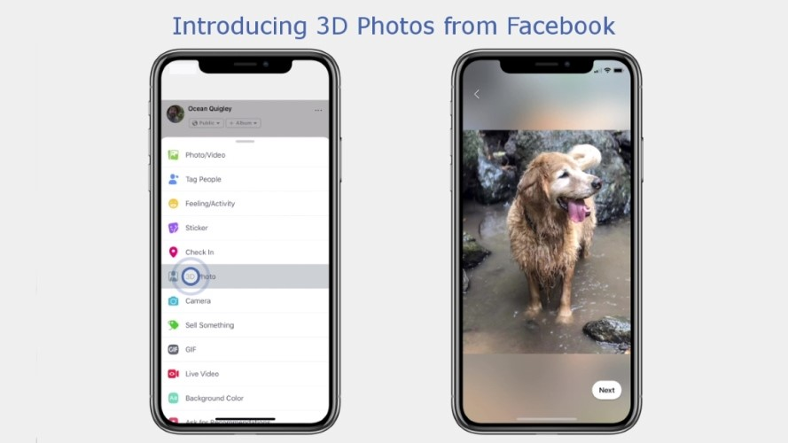 How to make Facebook 3d Photo Android or iOS