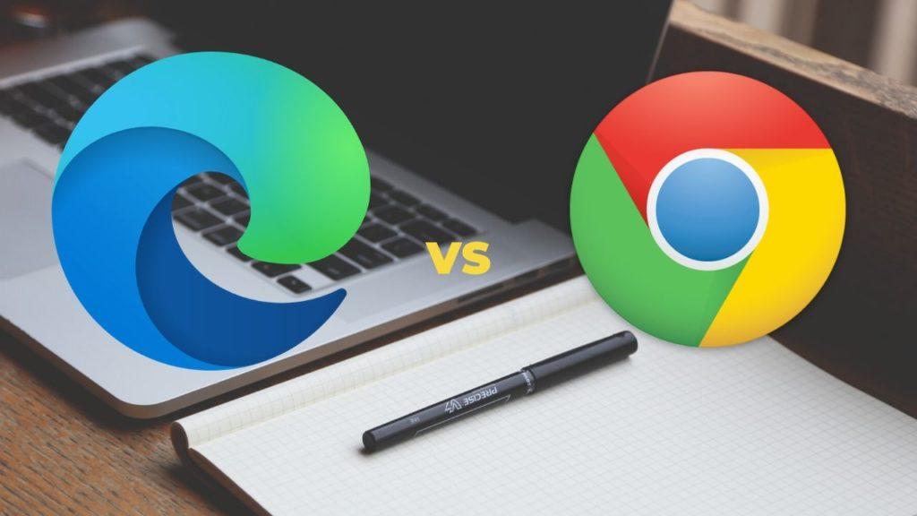 New Microsoft Edge browser - Edge vs Chrome