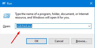 Windows Stop Code Memory Management - step 1