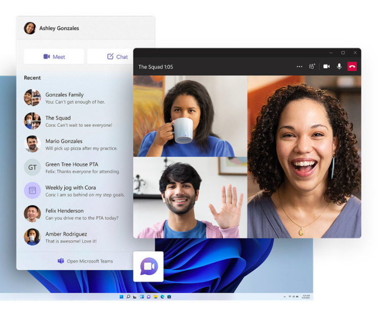 Everything You Need to Know About Windows 11 - Teams Integration